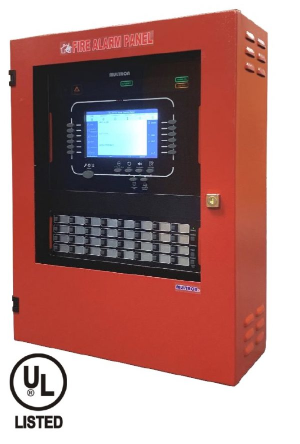Addressable Fire Alarm Panel UL Approved
