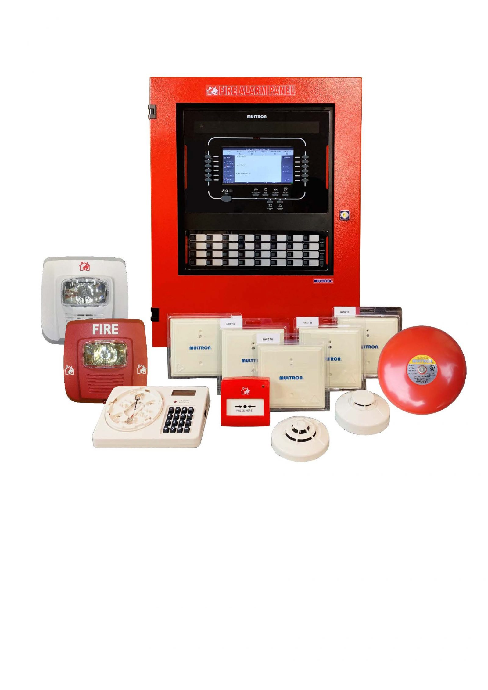Addressable Fire Alarm General catalogue