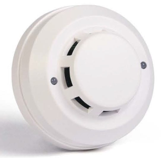 Smoke and heat Detectors 12Vdc