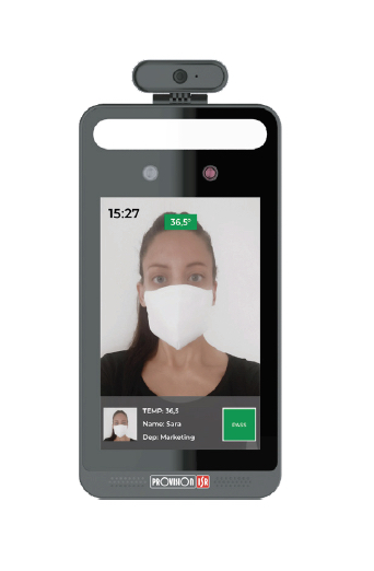 Easy Check Face Recognition Data Sheet