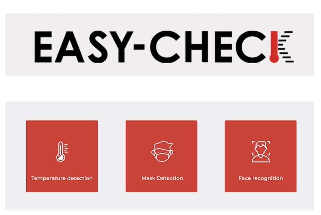 Easy Check Face Recognition -Different Scenario Videos